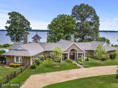 Davidsonville Single Family Home For Sale: 1100 Thomas Swann Lane