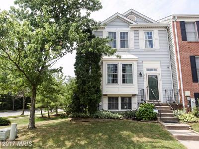 Piney Orchard, Chapel Grove Townhouse For Sale: 2470 Warm Spring Way