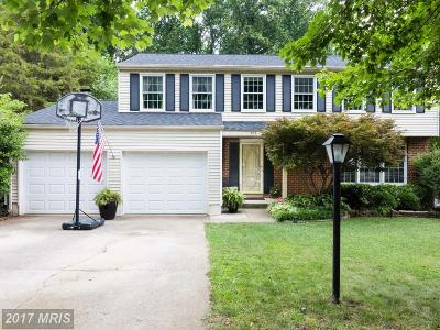Arnold Single Family Home For Sale: 508 Bay Green Drive