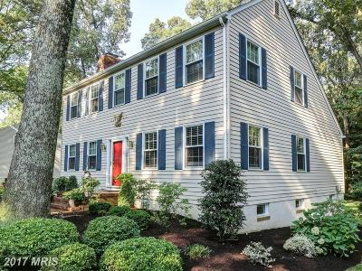 Severna Park Single Family Home For Sale: 500 Green Forest Drive