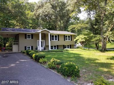 Severna Park Single Family Home For Sale: 686 Dill Road