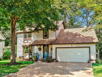 Severna Park Single Family Home For Sale: 258 Whistling Pine Road