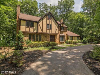 Gambrills Single Family Home For Sale: 1696 Justin Drive