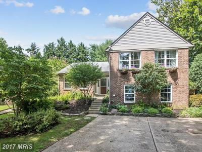 Arnold Single Family Home For Sale: 390 College Manor Court