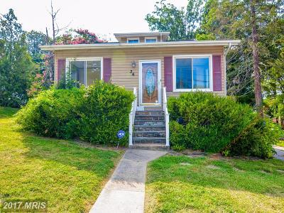 Linthicum Single Family Home For Sale: 36 Patapsco Road