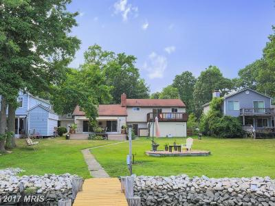 Shady Side Single Family Home For Sale: 5072 Lerch Drive