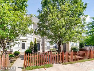 Odenton Townhouse For Sale: 815 Oyster Court