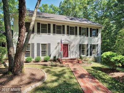 Davidsonville Single Family Home For Sale: 2902 Lake Drive