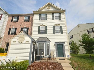 Odenton Single Family Home For Sale: 312 Roff Point Drive