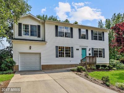 Severna Park Single Family Home For Sale: 201 Triple Oak Court