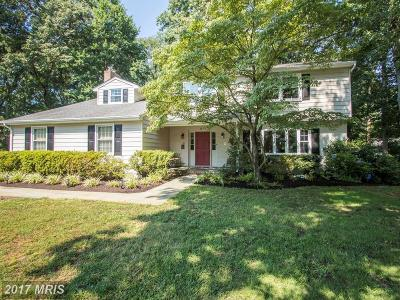 Severna Park Single Family Home For Sale: 344 Putney Way