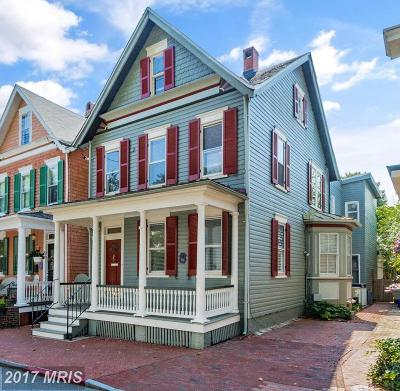 Annapolis Single Family Home For Sale: 132 Conduit Street