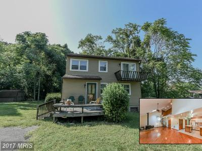 Linthicum Single Family Home For Sale: 1206 Furnace Road
