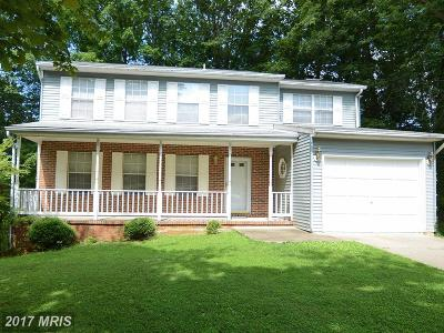 Arnold Single Family Home For Sale: 1250 Crowell Court