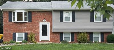 Severna Park Single Family Home For Sale: 624 Cypress Lane