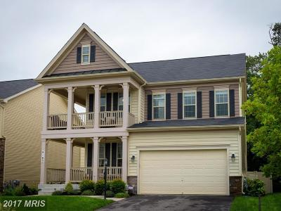 Severn Single Family Home For Sale: 8183 Ridgely Loop NW