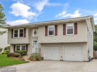Severn Single Family Home For Sale: 7924 Citadel Drive