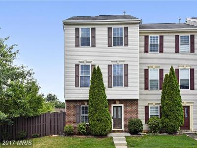 Anne Arundel Townhouse For Sale: 1351 Hill Born Drive