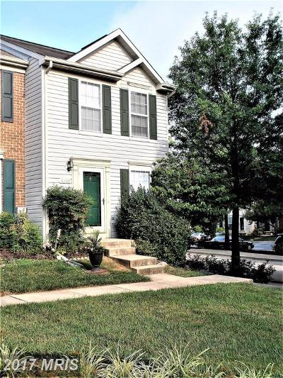 Anne Arundel Townhouse For Sale: 8300 Widgeon Place