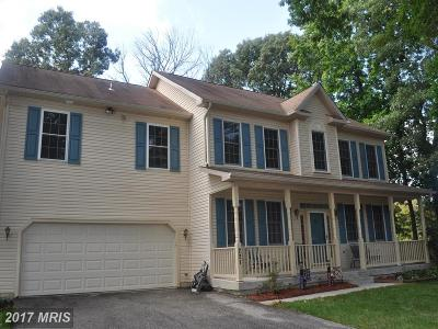 Arnold Single Family Home For Sale: 221 Millchurch Road