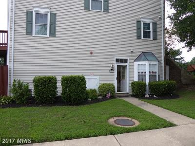 Crofton Townhouse For Sale: 1025 Simsbury Court