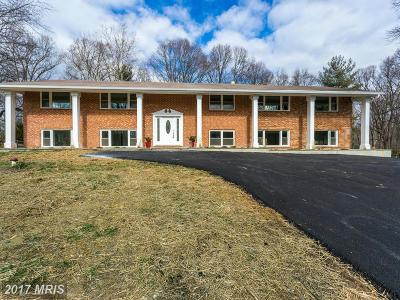 Davidsonville, Riva Single Family Home For Sale: 938 Saint George Barber Road