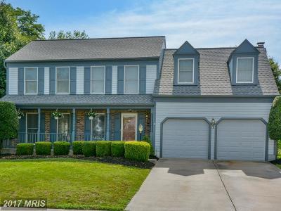 Odenton Single Family Home For Sale: 109 Bunker Hill Lane