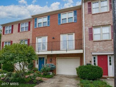 Annapolis Townhouse For Sale: 12 Spindrift Way