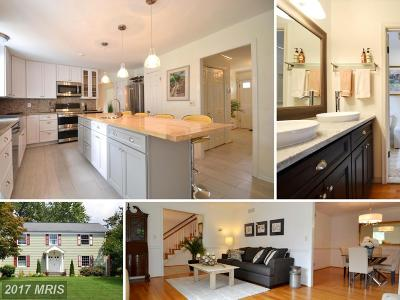 Annapolis Single Family Home For Sale: 22 Brewer Avenue