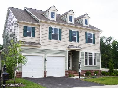 Gambrills Single Family Home For Sale: Basil Hall