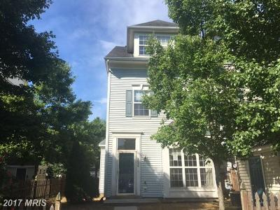 Odenton Townhouse For Sale: 8606 Provance Place
