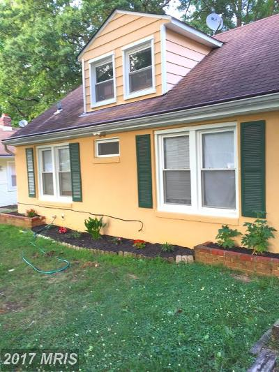 Annapolis Single Family Home For Sale: 43 Silopanna Road