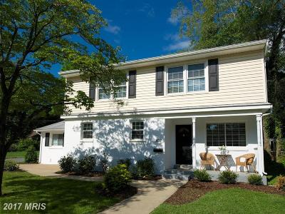 Annapolis MD Single Family Home For Sale: $364,900