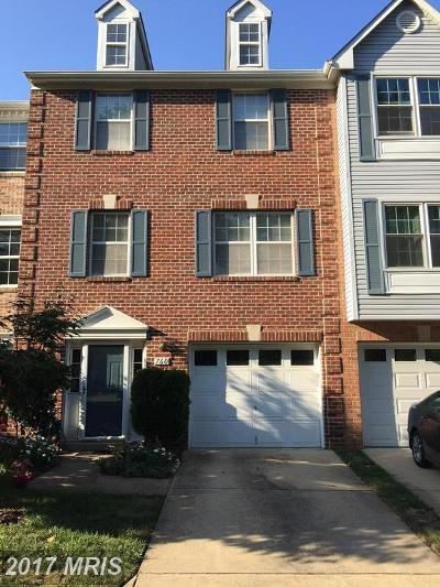 Arnold Townhouse For Sale: 760 Pine Valley Drive #760