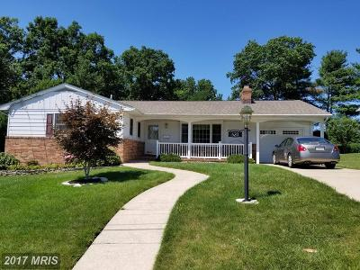 Linthicum Single Family Home For Sale: 620 Cleveland Road