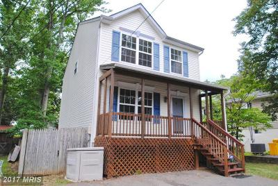 Edgewater MD Single Family Home For Sale: $339,900