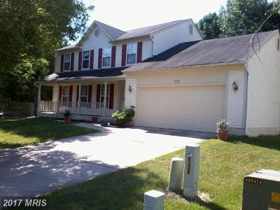 Gambrills Single Family Home For Sale: 1001 Autumn Gold Drive