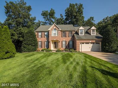 Anne Arundel Single Family Home For Sale: 2108 Chainbridge Court