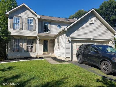 Glen Burnie Single Family Home For Sale: 106 Foxhound Drive