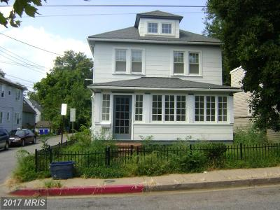 Annapolis Single Family Home For Sale: 104 Clay Street