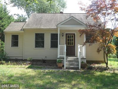 Severn Single Family Home For Sale: 1021 Minnetonka Road