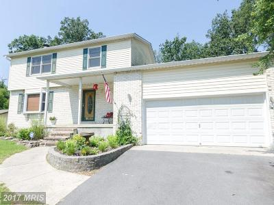Severn Single Family Home For Sale: 7806 Elberta Drive