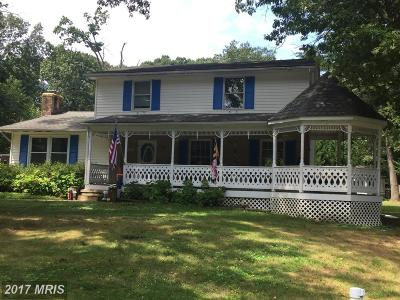 Anne Arundel Single Family Home For Sale: 134 Drexel Drive