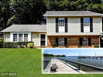 Annapolis Single Family Home For Sale: 924 Marine Drive