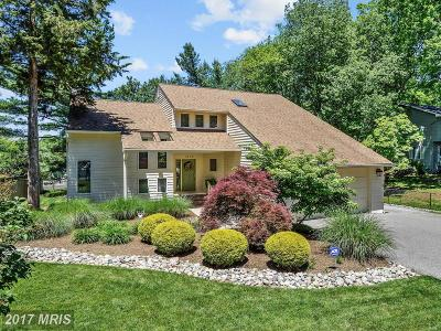 Annapolis Single Family Home For Sale: 1010 Moss Haven Court