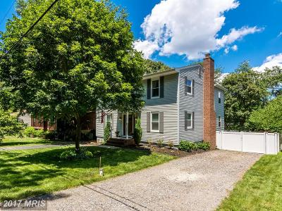 Severn Single Family Home For Sale: 762 Rosewood Road