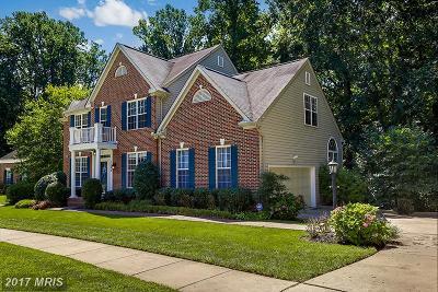 Crofton Single Family Home For Sale: 1544 Hornbeam Drive