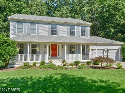 Severn Single Family Home For Sale: 8130 Equestrian Drive