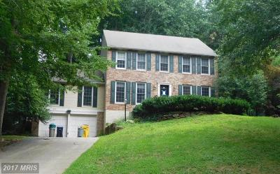 Anne Arundel Single Family Home For Sale: 1209 Finneans Run