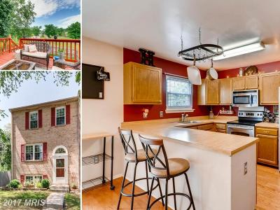 Pasadena Townhouse For Sale: 360 Cool Breeze Court